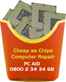 Cheap as Chips Computer Repair